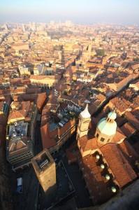 Bologna. Vista.