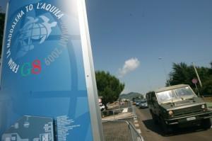 G8 per L'Aquila