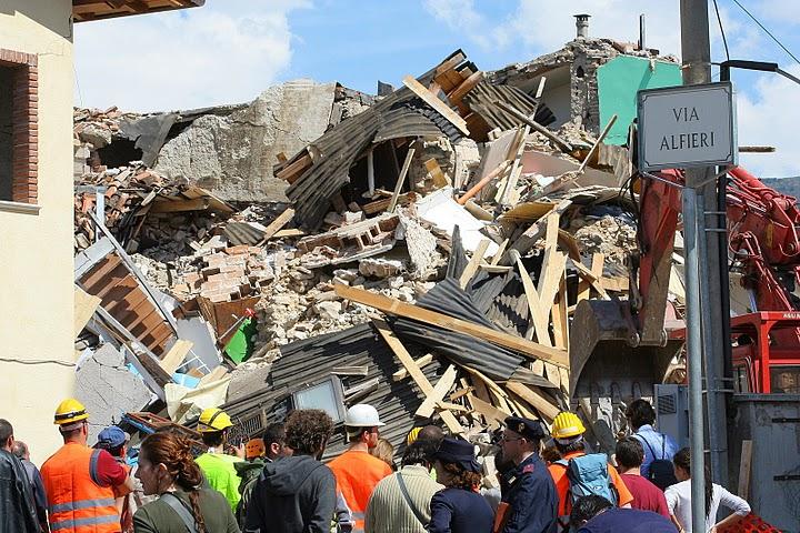 Terremoto Aquila