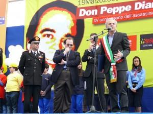 Anniversario della morte di Don Peppino Diana