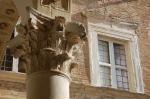 Urbino, Palazzo Passionei (dettaglio)