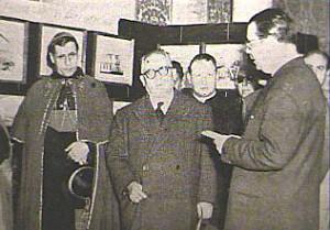 Giovanni Ferro, Giulio Pastore, Vittorio Barone Adesi
