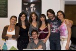 Laura Aprati, Alessandra Barone, Elisabetta Barozzi, Sioman Decina, Alessandro Ferrara, Francesca Parisella, Emanuele Mariani