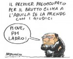 Abbandonare L'Aquila