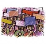 La politica, la gente e le organizzazioni di mezzo
