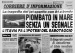Ustica e la strage del Dc 9 Itavia