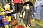Piccoli mafiosi vestiti da carnevale