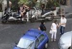 Illegittimo parcheggiatore…