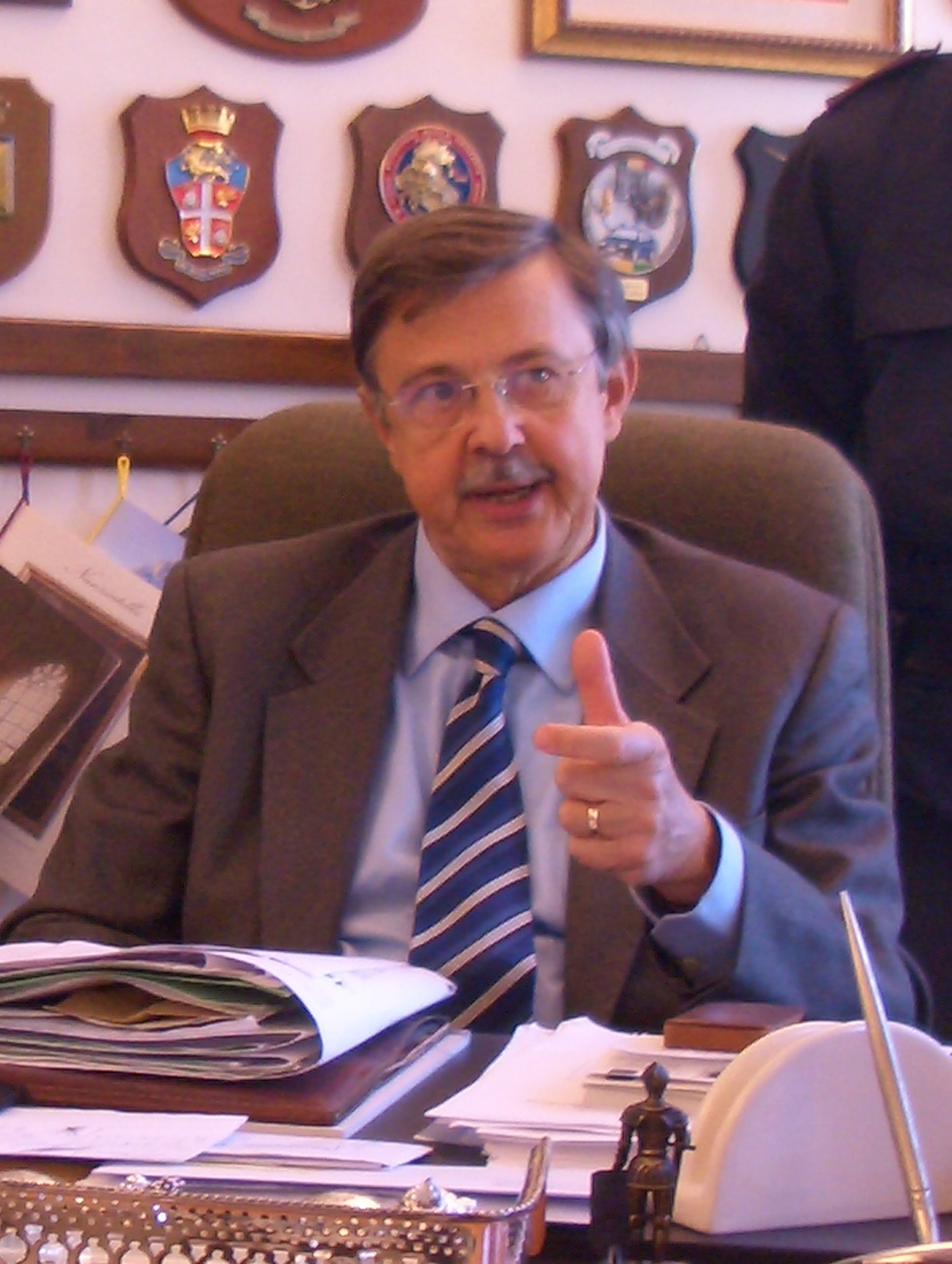 Paolo Albano, procuratore Isernia
