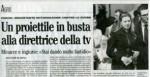 Campania, quando la camorra aiuta la tv amica e minaccia l'informazione libera