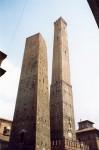 Due Torri connection, Bologna, il Suda America e San Marino
