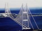 Grande ponte, balla enorme