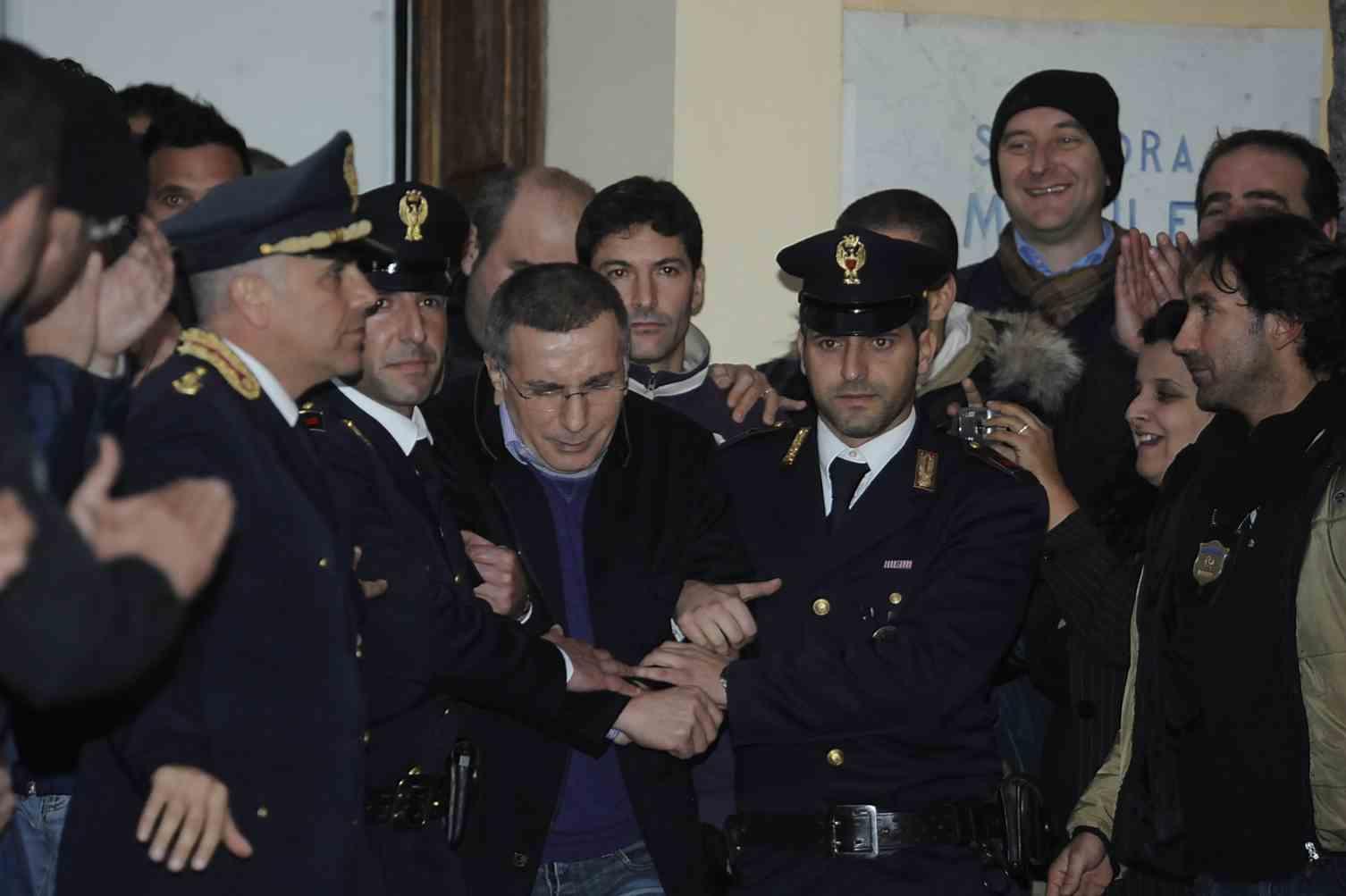 Arresto zagaria 202