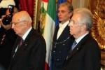 Il Governo Monti, la politica e la gente