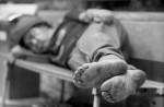 Materassi e vergogna: tra i dannati del Grand Hotel Termini
