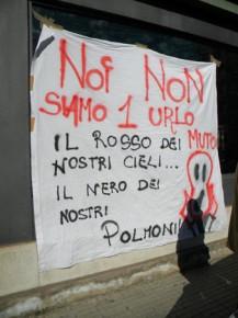 Da Trieste a Taranto, allenza contro l'inquinamento