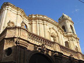 Cattedrale trapani esterno