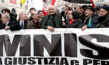 ANSA-Marcia per l'amnistia