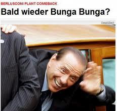 Il ritorno di Berlusconi e... i ringraziamenti dovuti