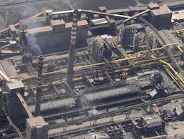 La più grande acciaieria d'Italia inquina