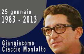 """Ciaccio Montalto, storia di un delitto """"mascariato"""""""