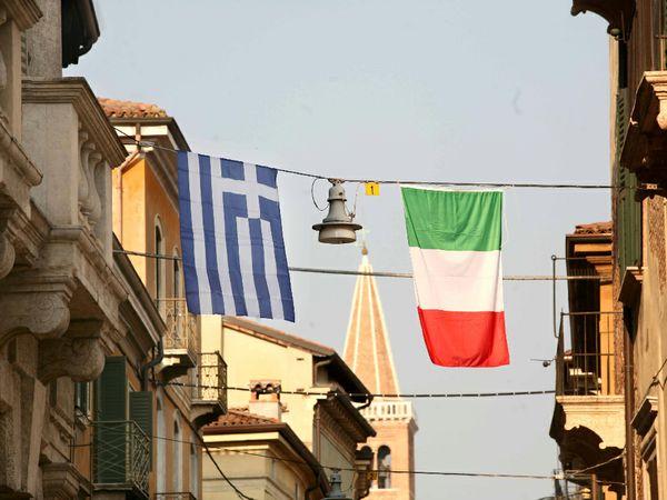 Italia-Grecia