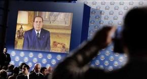 Napoli: Silvio non c'è