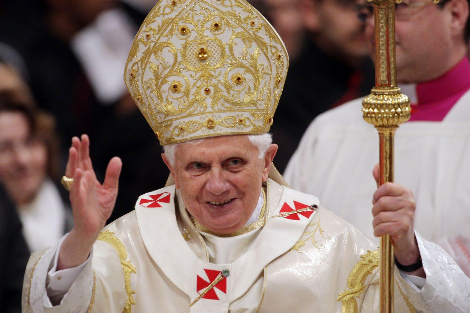 Pope Celebrates Solemnity Of The Epiphany