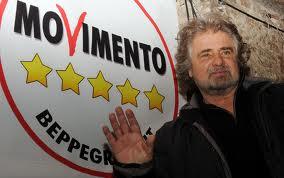 La vittoria di Beppe Grillo  e il governo di scopo