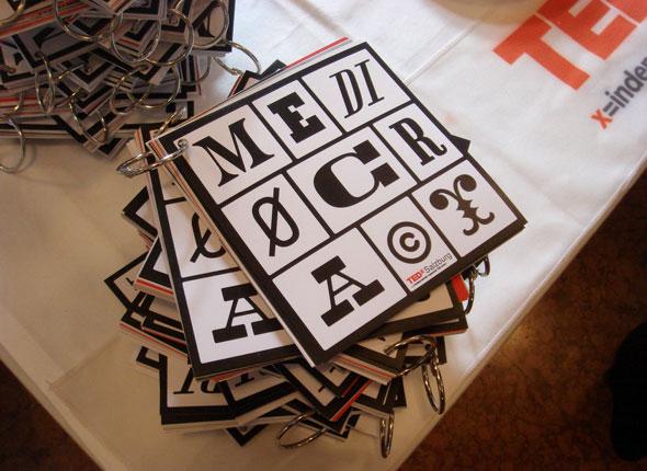 TEDx-Mediocracy-programme