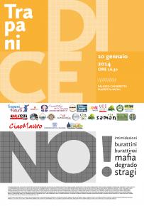 Manifesto per Trapani