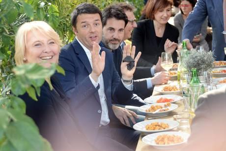 Visita Matteo Renzi a Treviso