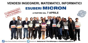 Micron:ricercatori vendesi