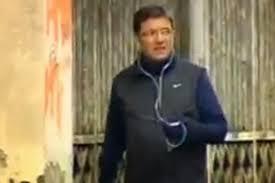 Nick 'o mericano e la Reggia di Caserta