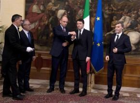 Europa: Renzi, Letta e Mr.Pesc