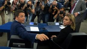 Il carattere di Renzi  e le scelte politiche  del governo