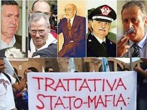 Napolitano  e il processo stato mafia