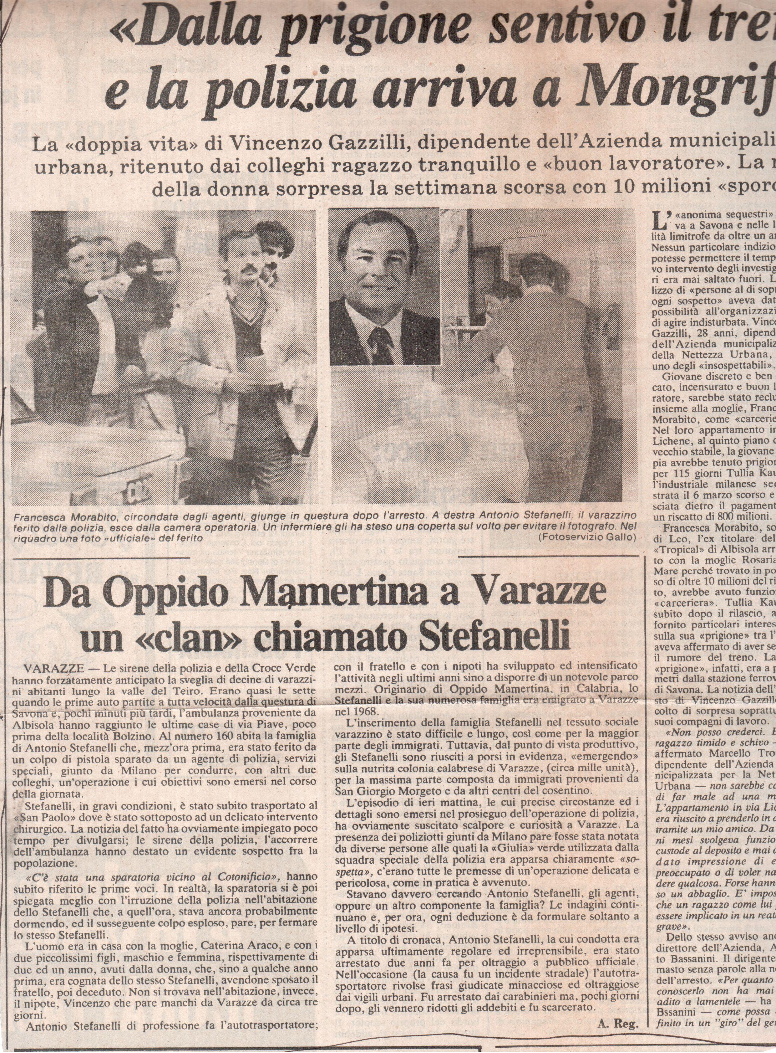 Varzze-Stefanelli