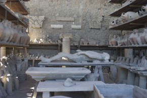 Pompei, dalle radici il futuro