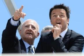 Matteo Renzi, dalla Repubblica Federale tedesca al Regno di Napoli