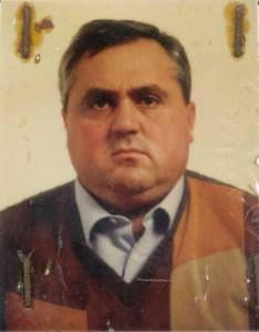 Uno degli arrestati OPERAZIONE EDEN: Michele Mazzara in una foto segnaletica del 13 dicembre 2013. UFFICIO STAMPA POLIZIA DI STATO -  EDITORIAL USE ONLY