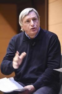 Don Ciotti all'Assemblea Alleanza Cooperative Italiane a Expo Milano 2015. MILANO, 2 LUGLIO 2015.  ANSA/DANIELE MASCOLO
