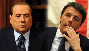 Ballottaggi, la partita in panchina di Renzi e Berlusconi‏