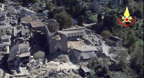 """Il dopo terremoto e gli """"affari"""" illeciti"""