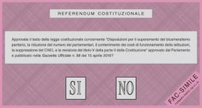 Il  referendum che ha spaccato a metà il paese