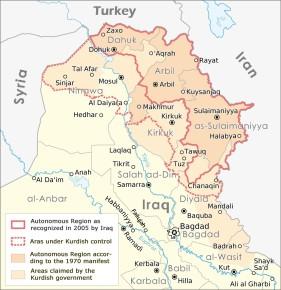 SPECIALE IRAQ - Benvenuti in Kurdistan