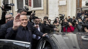 Berlusconi e le strategie  per ritornare vincente