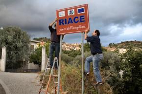 Mimmo Lucano e Rocco Scotellaro