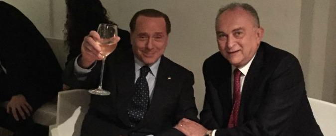 Antonio-DAlì-con-Silvio-Berlusconi