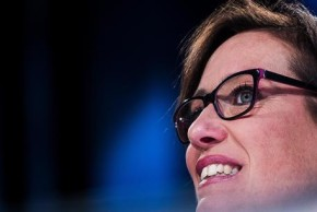 La tenacia di Ilaria Cucchi  e la solidarieta' per cambiare la societa'